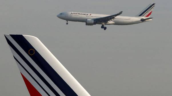 Air France-KLM plans sales and efficiency drive to lift profit