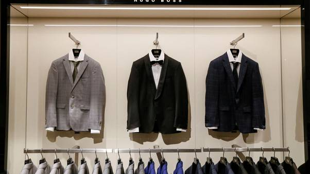 Hugo Boss sees recovery elsewhere after Hong Kong hit