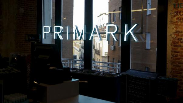 Primark owner AB Foods' confident outlook boosts shares