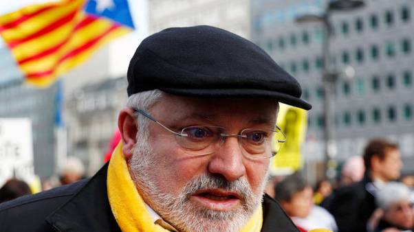 Spanish court reactivates warrant for three Catalan separatist leaders - lawyer