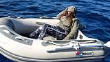 Greece rescues tourist floating in Aegean Sea for two days