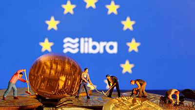 Alarmed by Libra, EU to look into issuing public digital currency - draft