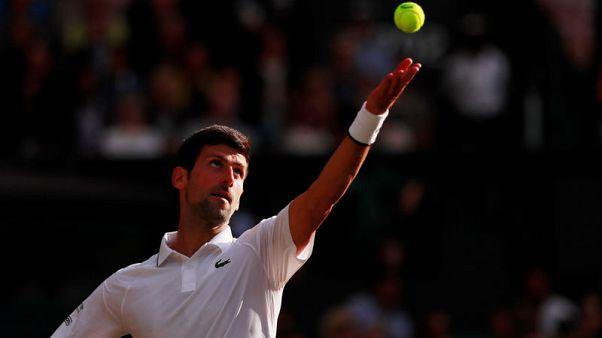 Djokovic, Federer drawn in same group for ATP Finals
