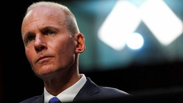 Boeing CEO Muilenburg 'has done everything right,' says chairman
