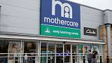 UK's Mothercare appoints PwC as administrators to its units
