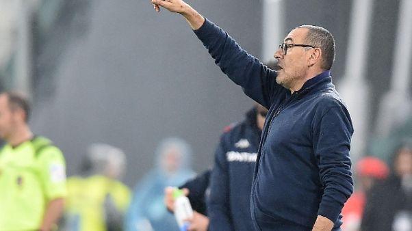 """Champions: Sarri, """"Lokomotiv ha qualità"""""""
