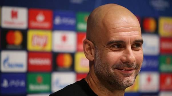 City's Guardiola says he did not mean to brand Mane a diver