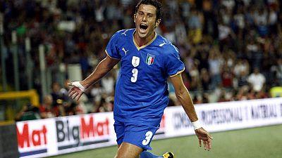 Italian World Cup winner Grosso to coach struggling Brescia