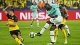 Hakimi shines as Dortmund fight back to beat Inter