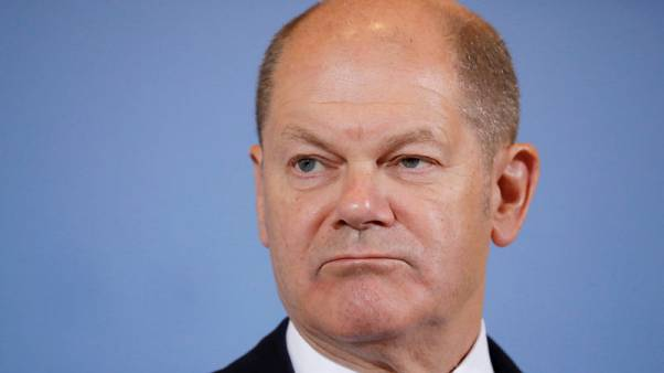 Germany's Scholz says European banking deadlock has to end - FT