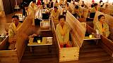 Dying for a better life: South Koreans fake their funerals for life lessons
