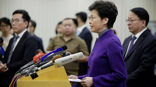 China backs bolder action to counter roots of Hong Kong unrest - official