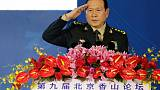 China defence minister discusses Hong Kong, Taiwan with U.S. - state media