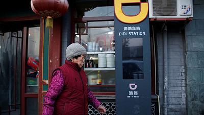 China's Didi says to relaunch Hitch service in November