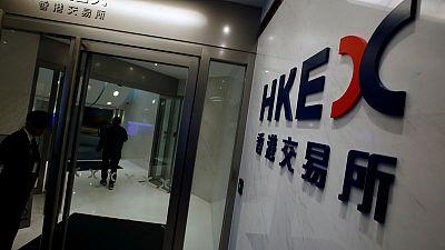 HKEX third-quarter profit drops as trade war, HK unrest hit market sentiment
