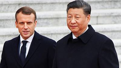 China, France reaffirm support of Paris climate agreement, call it 'irreversible'