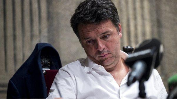Manovra: Renzi, tassa auto non ci sarà
