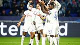 Olympique Lyonnais' shares rise after Benfica Champions League win