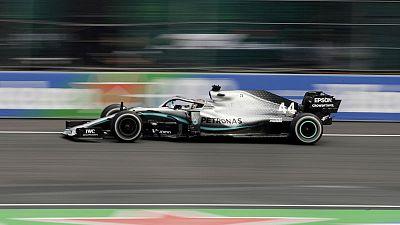Mercedes explains why Hamilton struggled in U.S. qualifying
