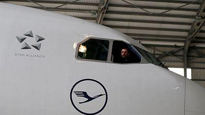 Lufthansa crew strike to result in 1,300 cancelled flights