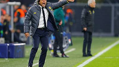 Furious Inter coach Conte lambasts club over poor planning
