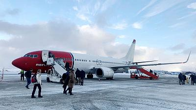 Norwegian Air's shares down 9% after share, bond issue