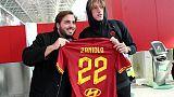 E.League: Roma partita per Dusseldorf