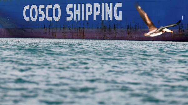 U.S. sets sights on shipping companies for sanctions evasions