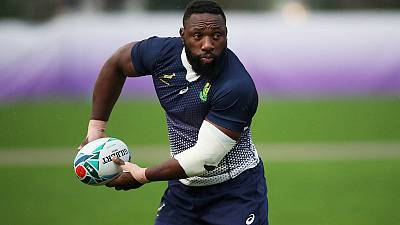 'Beast' Mtawarira retires after beauty of a World Cup win for South Africa
