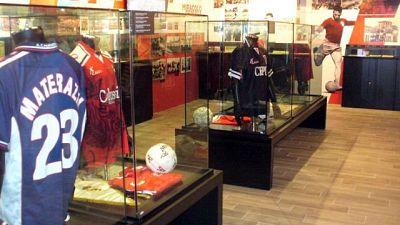 Rubate maglie da museo Perugia calcio