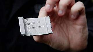 French volunteers find engine fragments that fell off Airbus after mid-air engine explosion