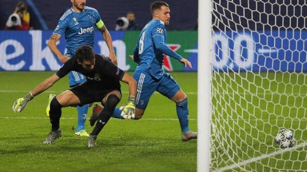 Champions: Lokomotiv Mosca-Juventus 1-2