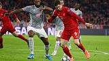 Bayern seal last-16 berth with win over Olympiakos