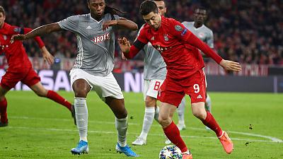 Bayern seal last-16 berth with win over Olympiakos