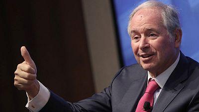 Blackstone CEO is optimistic U.S., China will agree trade deal