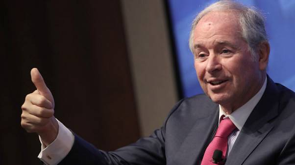 Blackstone CEO is optimistic U.S., China will agree trade deal