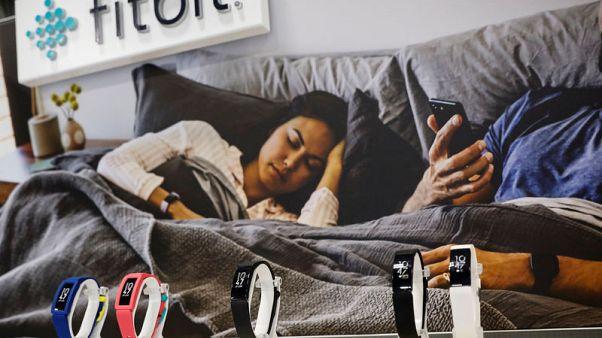 Fitbit reports a 12% fall in revenue