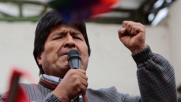 Bolivia's Morales a dictator? Apple's Siri says so (in Spanish)