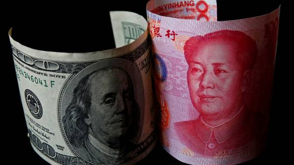 Recent trade hope gains likely fleeting for China's yuan: Reuters poll