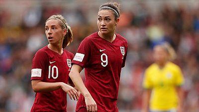 England women hope FA next to address pay gap