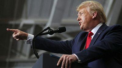 Trump defiant at Louisiana rally after Democrat wins