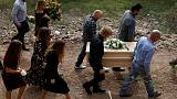 Families gather in Mexico from across U.S. to grieve slain Americans