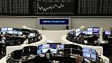 U.S.-China trade optimism drives European shares to four-year high