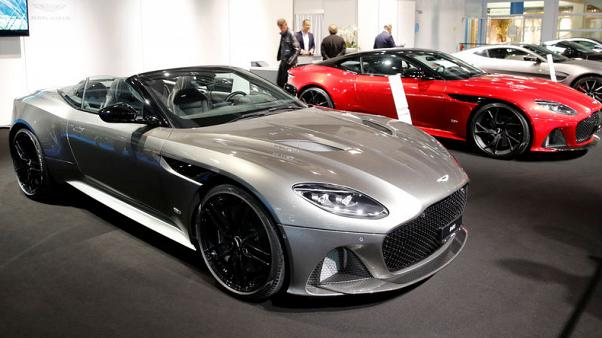Aston Martin swings to third-quarter loss as volumes drop