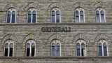 Generali profits rise, capital reserves hit low interest rates in third quarter