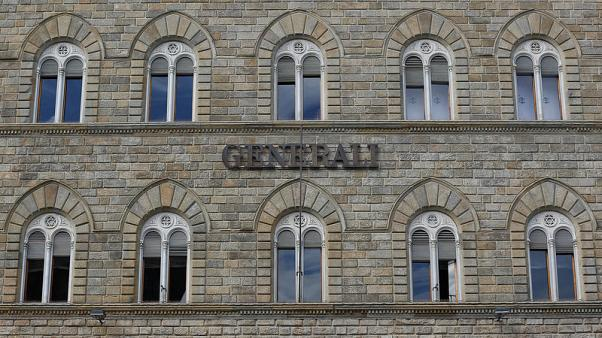 Generali profits rise, capital reserves hit low interest rates in third quarter