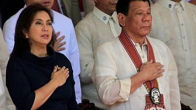Harassed but unbowed, Philippines VP to take on 'poisoned chalice' role