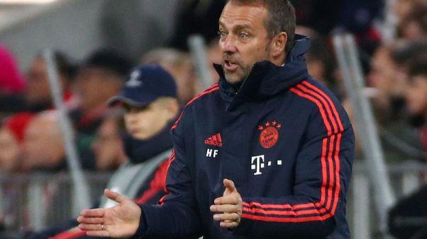 Bayern interim coach Flick braces for stormy Bundesliga debut