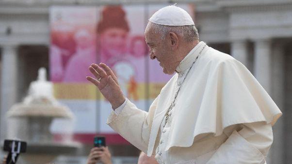 Papa, troppa xenofobia e nazionalismo