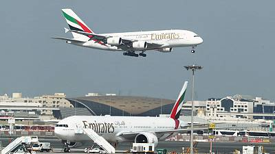 Emirates airlines first half profit surges on cheaper fuel, cost cuts
